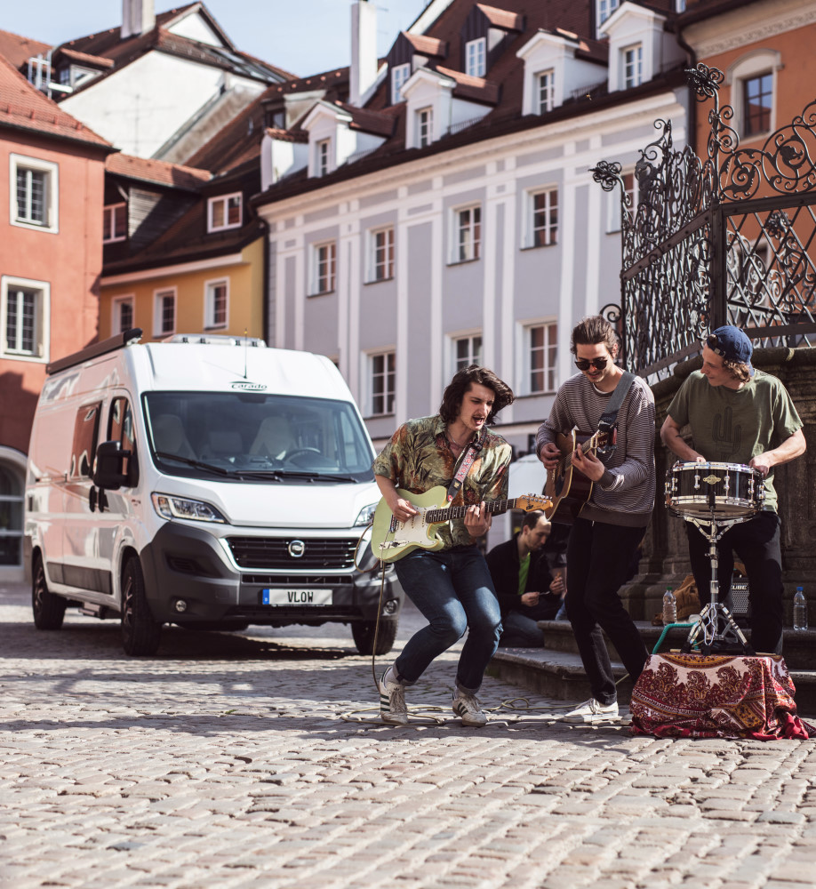 Carado Kastenwagen Vlow - Der neue Campervan